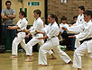 Goju-Ryu Karate - many boys and girls start young and achieve their black belts in their early teens